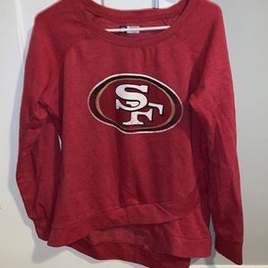 San Francisco 49ers Long Sleeve